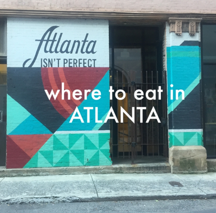 Where to eat in Atlanta